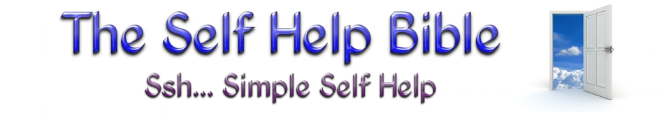 The Self Help Bible - Simple Self Help